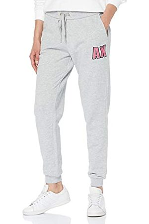 Armani Women's French Terry Logo Sports Trousers