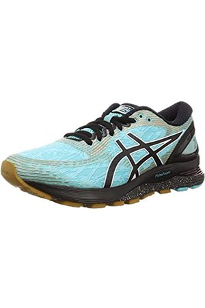 Asics Women's Gel-Nimbus 21 Winterized Running Shoes, (Ice Mint/ 400)