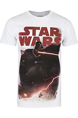 Star Wars Men's Vader Lightning T-Shirt