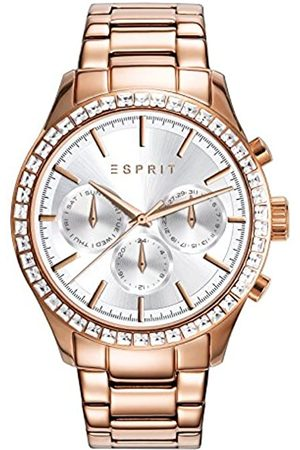 Esprit Womens Analogue Classic Quartz Watch with Stainless Steel Strap ES109042003