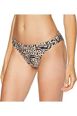 Warehouse Women's Mixed Animal Bikini Bottoms