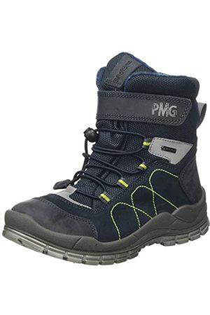 Primigi Boys' Phh Gore-tex 43951 Snow Boots, (Blu Sc/Navy/Blu 4395111)