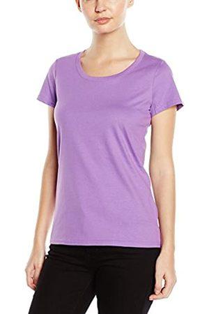 Stedman Apparel Women's Janet Crew Neck/ST9300 Premium Regular Fit Short Sleeve T-Shirt