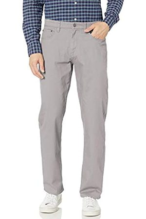 Amazon Relaxed-fit 5-pocket Stretch Twill Pant Casual
