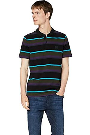 HUGO BOSS Men's Pblock Polo Shirt