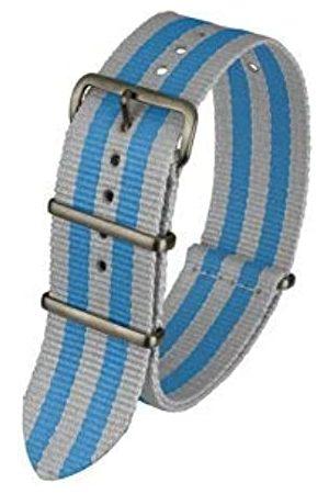 Davis BNN3BGREY/ 20 Unisex Watch-Bracelet-Nylon