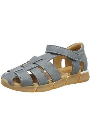 Bisgaard Unisex Kids' 70267.119 Closed Toe Sandals, Blau (Petrolio 1001-2)