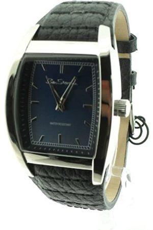 Ben Sherman Men's Dial Watch R421 With Black Leather Strap