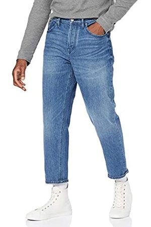 HUGO BOSS Men's Tempe Bc-c Tapered Fit Jeans