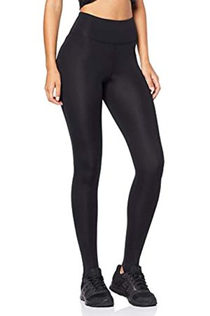 AURIQUE Amazon Brand - Women's High Waisted Yoga Leggings, 14