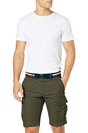 Tommy Hilfiger Men's John Cargo Short Lt Twill Belt