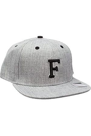 MSTRDS Unisex_Adult Letter Snapback F Baseball Cap