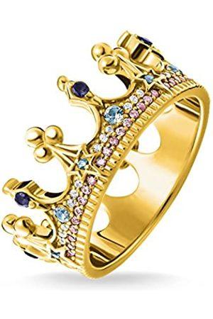 Thomas Sabo Women Silver Piercing Ring - TR2224-959-7-58