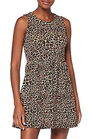 ONLY Women's Onlniellaanne S/l Back Open Dress Box