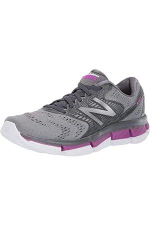 New Balance Women's Rubix Running Shoes, (Lead/Voltage Violet/Steel Gb)