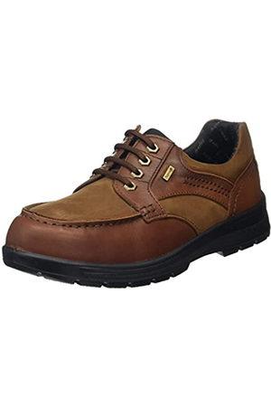 Padders Men Formal Shoes - Men's Trail Oxfords, (Tan Combi)