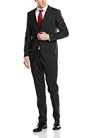 ESPRIT Collection Men's 996EO2M901-with Side Openings Suit