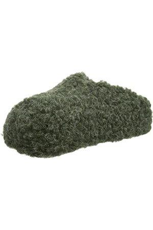 WOOLSIES Unisex Adults' Hedgehog Natural Wool Open Back Slippers