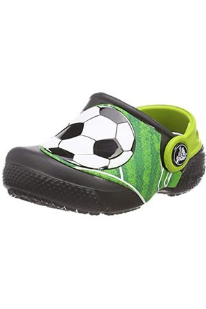 Crocs Unisex Kids' Fun Lab Football Clog, ( 001)