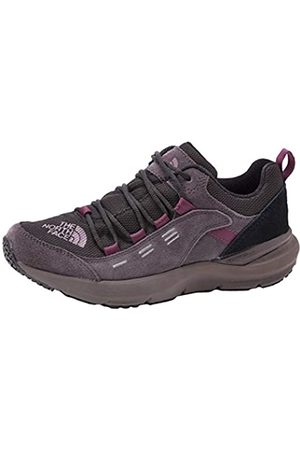 The North Face Women's W Mountain Sneaker 2 Low Rise Hiking Boots, (Tnfblck/Winter Bloom H35)
