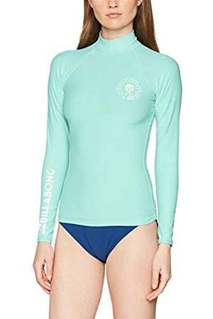 BILLABONG Women's Logo in Ls Swim Shirt