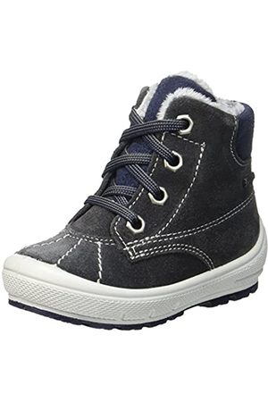 Superfit Boys' Groovy Snow Boots, (Stone Kombi 06)