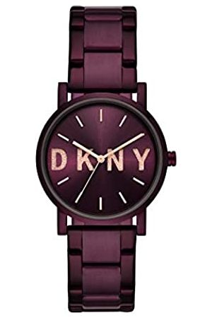 DKNY Womens Analogue Quartz Watch with Stainless Steel Strap NY2766