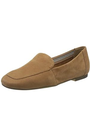 s.Oliver Women's 5-5-24208-24 Loafers, (Sand 355)