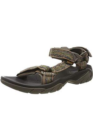 Teva Men's Terra Fi 5 Universal M's Ankle Strap Sandals, (Manazita Pecann 790)