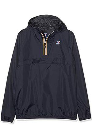 K-Way Men's Le Vrai Leon 3.0 Blouse Long Sleeve Jacket
