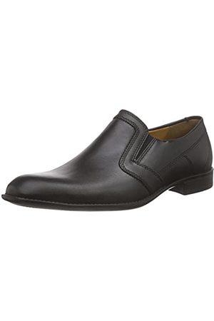 FRETZ men Tosco Loafers, (Noir 51)