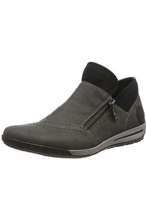 Rieker Women's M3082-45 Ankle Boots