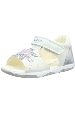 Geox Tapuz Girl B, Baby Girls's Sandals, ( / C0007)