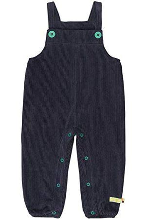 loud + proud Baby Elastische Cord-Latzhose Aus Bio Baumwolle, GOTS Zertifiziert Dungarees