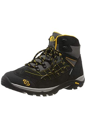 Bruetting Unisex Adults' Mount Crillon High Rise Hiking Shoes, (Anthrazit/ Anthrazit/ )