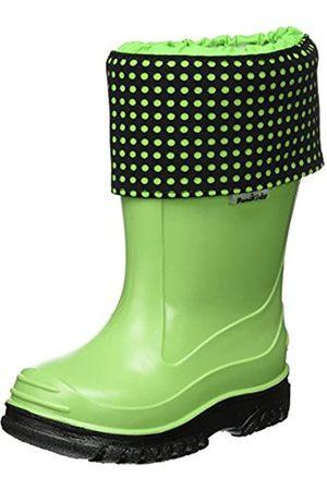 Romika Unisex Kids' Lucy Wellington Boots, Grün (Grün-Kombi (601)