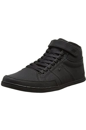 Boxfresh Swich Bsc Wxd Cnvs BLK/Men'S Hi-Top Sneakers