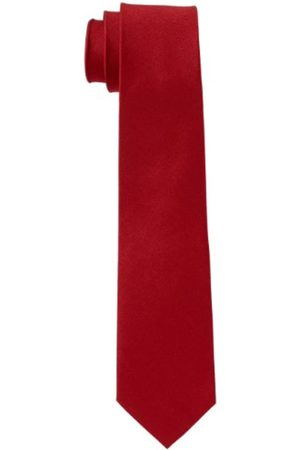 Seidensticker Men's Necktie, -Rot (45 uni Rot)