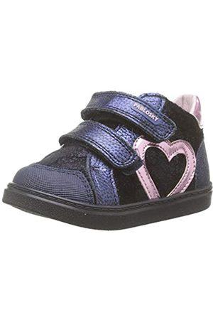 Pablosky Baby Girls' 67223 Slippers, (Azul Azul)