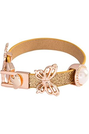 Berydale Ladies'Leather Bracelet 20 cm-Bd 172–130