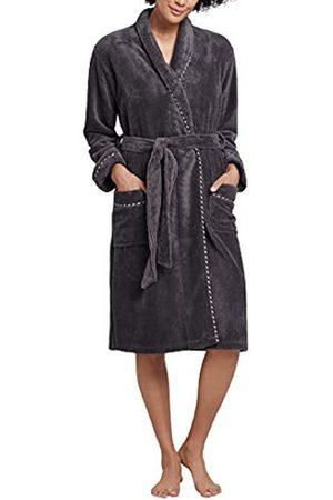 Schiesser Women's Bademantel, 110cm Dressing Gown