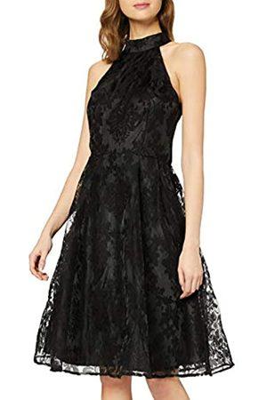 Mela Women's Halter Neck Prom Dress
