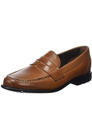 Rockport Men's Classic Loafer Penny, (Cognac 001)