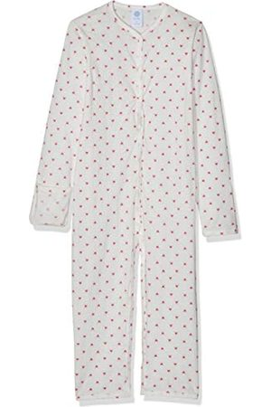 Sanetta Baby Girls' Overall Long Sleepsuit