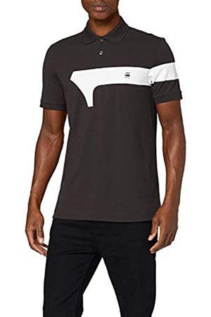 G-STAR RAW Men's Graphic 13 Slim Polo Shirt