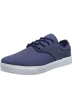 Gola Men's Panama Wide FIT Trainers, (Navy/ Ew)