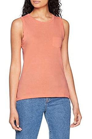 Urban classics Women's Sleeveless Pocket T-Shirt
