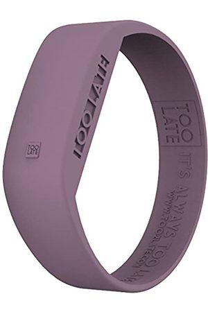 too 2 late Watch - WTC LED AUR Violet L