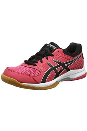 ASICS Women's Gel-Rocket 8 Volleyball Shoes, Multicolor (Rouge / / )