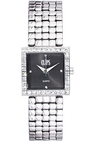 Clips Women's Quartz Watch 553-2005-48 with Metal Strap